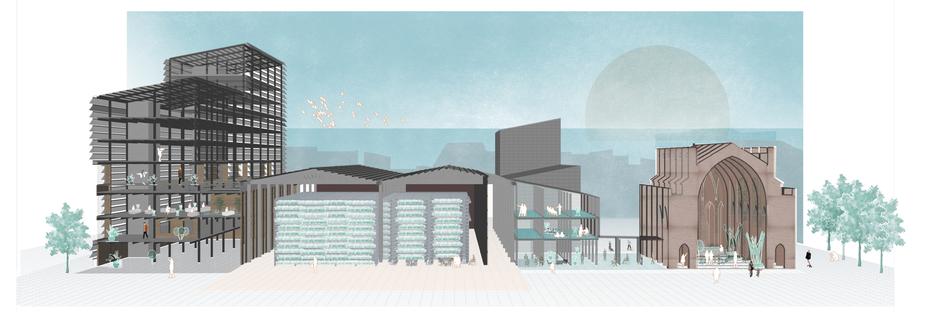 Mostra UIC sul destino di Poblenou Barcellona
