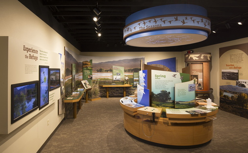 CTA, Pahranagat National Wildlife Refuge Visitor Center