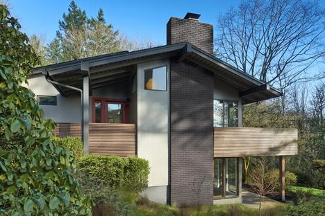 Una ristrutturazione a SW Portland di Tyler Engle Architects