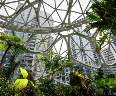 The Spheres, Amazon Headquarters in Seattle
