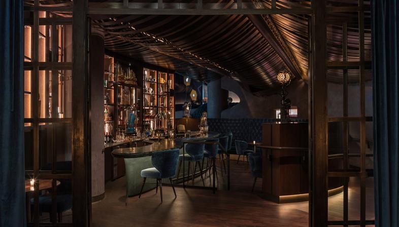 Graham Baba Architects e il bar Deep Dive a Seattle