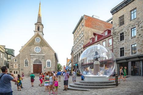 Sesta edizione di Passages Insolites, Quebec