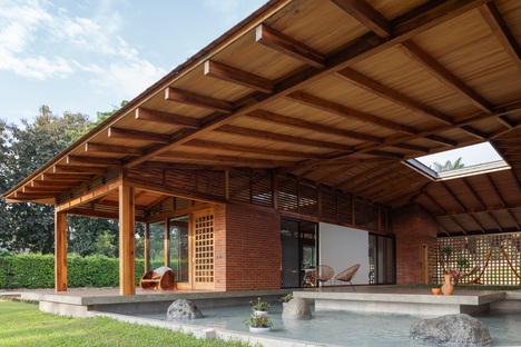 Casa del Silencio di Natura Futura Arquitectura