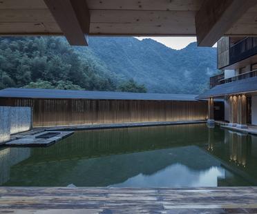 Il rinnovamento del Yule Mountain Boutique Hotel in Cina