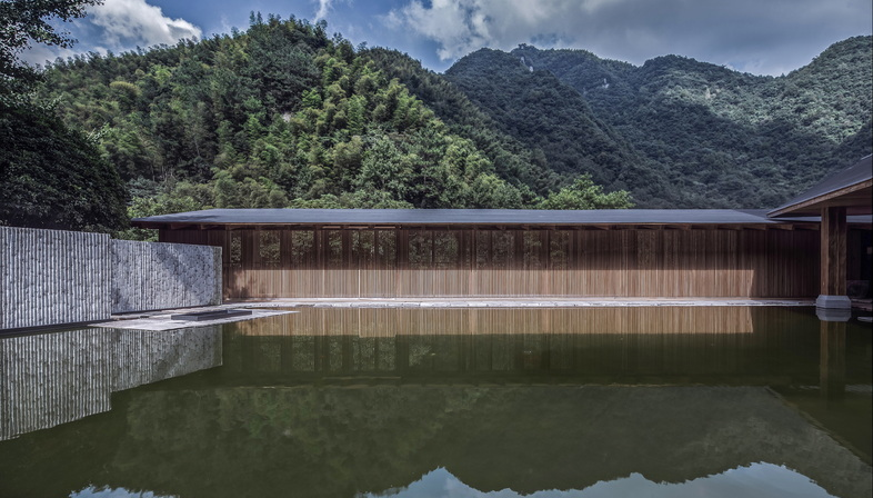 Il rinnovamento del Yule Mountain Boutique Hotel in Cina