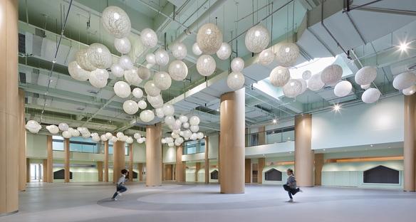 Avenue Green Sheshan, un asilo a Shanghai