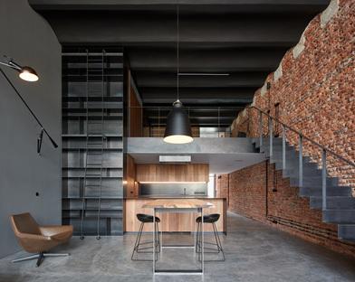Loft with Love di CMCARCHITECTS a Praga
