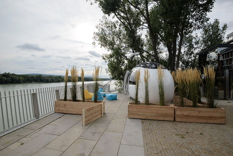 A Bratislava la micro-casa Ecocapsule apre al pubblico