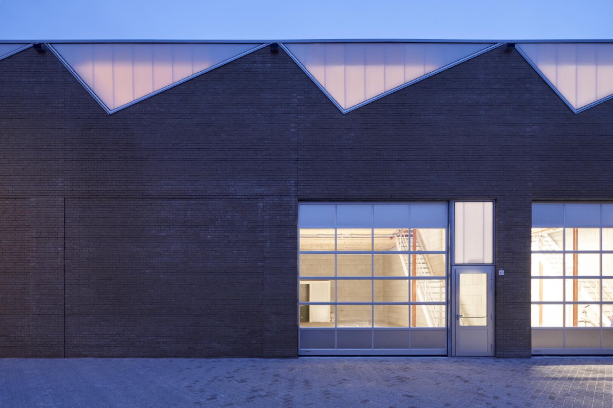 Architettura Sostenibile Architetti architettura industriale sostenibile di derksen|windt