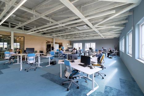 Schaeffler Digital Transformation Centre di Evolution Design