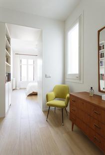 Acabado Mate, ristrutturazione di un appartamento a Barcellona