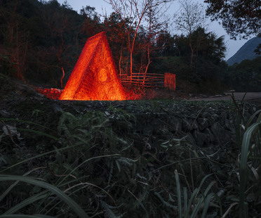 Shrine of Whatslove di Wutopia Lab a Zhejiang