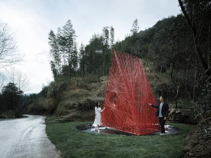 Shrine of Whatslove di Wutopia Lab a Zhejiang