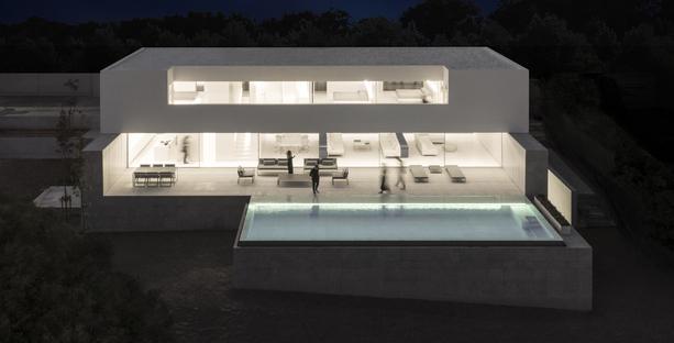 House over the horizon di Fran Silvestre Arquitectos