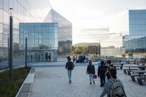 Un progetto sostenibile per il complesso scientifico Campus MIL dell'Université de Montréal