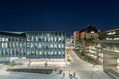 Henning Larsen Architects, The Lindner College of Business Cincinnati