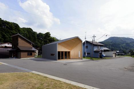 Hong Kong House di LAAB per la Echigo-Tsumari Art Triennale