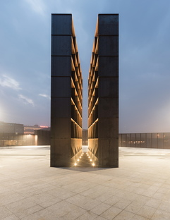 SET architects, Bologna Shoah Memorial
