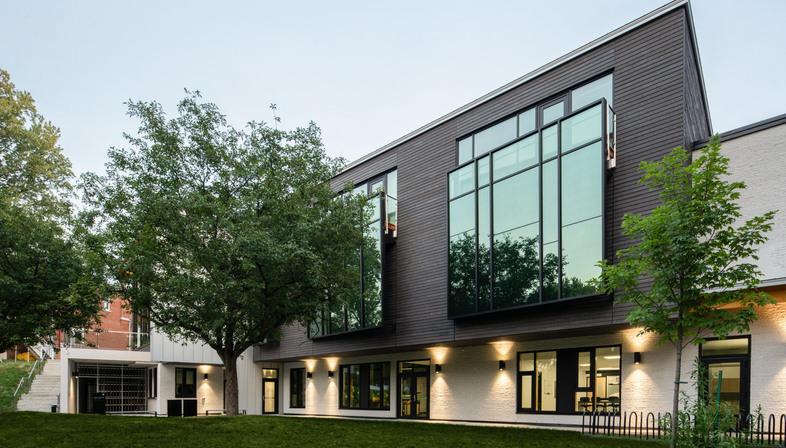 Nuovo Centro Esplorazione sostenibile di Cardin Julien a Laval, Canada