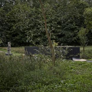 Ondřej Císler e Petr Tej, ponte sul torrente Dřetovice