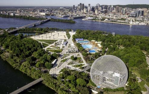 EXPO 67 Montreal, riqualificazione di Lemay