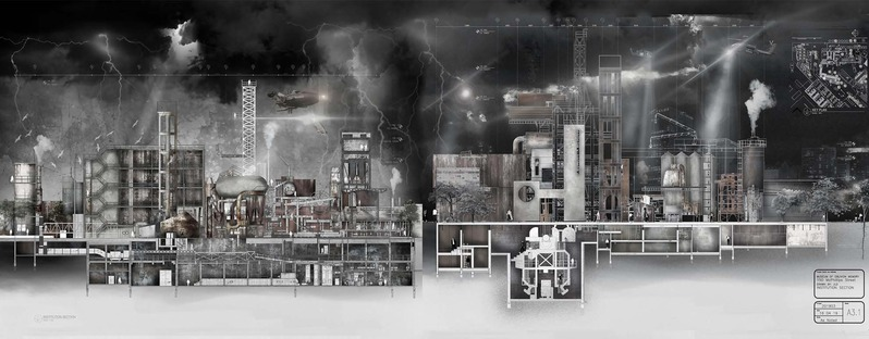Vincitori di The Architecture Drawing Prize 2019