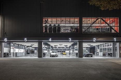 A Pit Autobacs Shinonome per il Golden Pin Design Award 2019