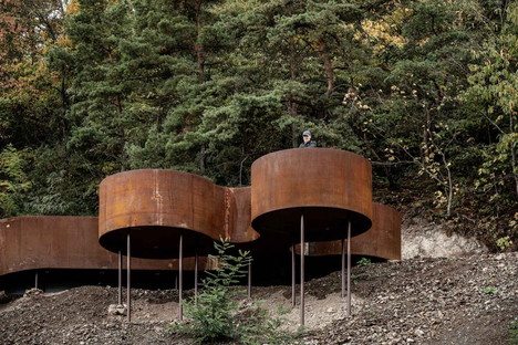 Reiulf Ramstad Arkitekter, Chemin des Carrières