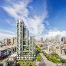Sky Green, un grattacielo verde di WOHA a Taichung, Taiwan