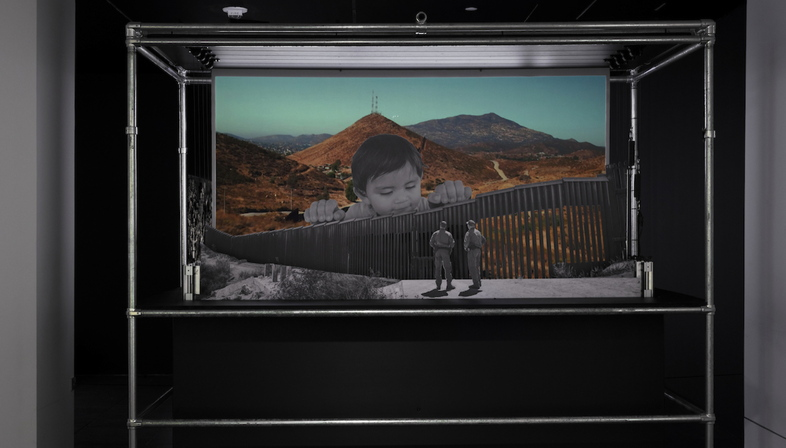 Mostra JR: Chronicles al Brooklyn Museum, New York
