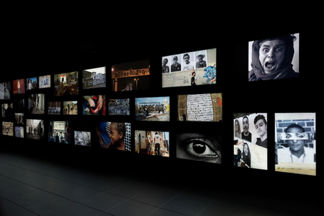 Mostra JR: Chronicles al Brooklyn Museum, New York