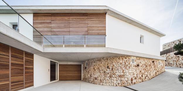 Casa E di Gabriel Montañés Arquitecto a Minorca