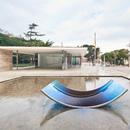 Sabine Marcelis al padiglione Mies van der Rohe, Barcellona