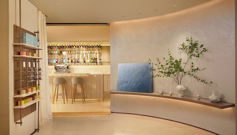 théATRE di Sò Studio, prendere il té a Beijing