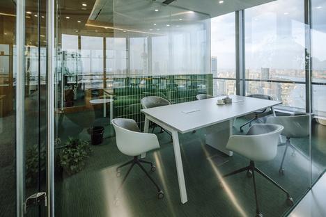 Studio DOTCOF per lo studio legale Zhihe Partners