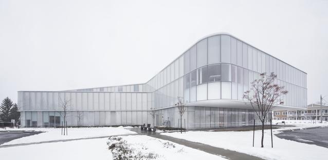 Drummondville Public Library di Chevalier Morales