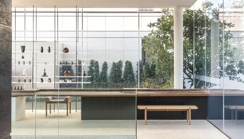 TEA Community Center a Xiamen di Waterfrom Design