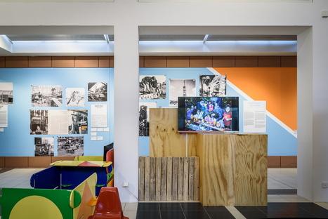 Mostra THE PLAYGROUND PROJECT. Architecture for Children al DAM, Francoforte