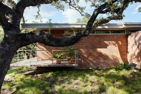 Balcones Residence Austin, recupero di Clayton & Little