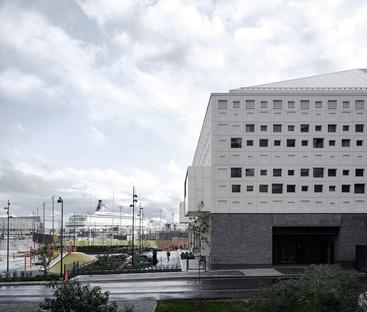 AOR Architects e la scuola del futuro, Jätkäsaari School di Helsinki