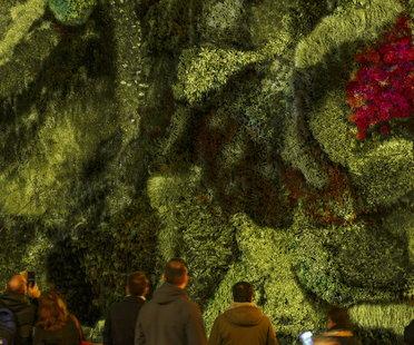 Studio MAYICE, Electric Green per il Madrid Design Festival 2020