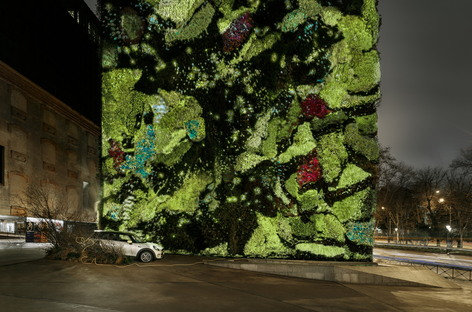 Studio MAYICE, Electric Green per il Madrid Design Festival 2020