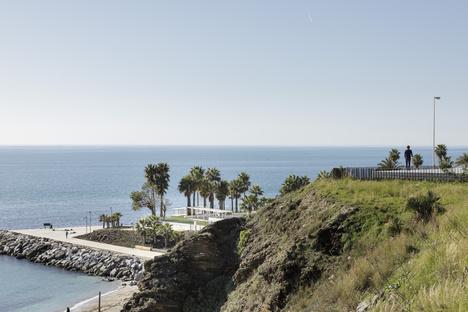 Lo studio El Muelle firma un intervento paesaggistico a Benalmádena in Costa del Sol