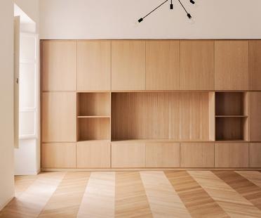 SET Architects per un appartamento tra storia e modernità