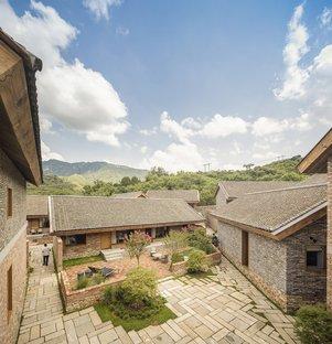 San Sa Village di IlLab Architects, un omaggio ai sensi e alla cultura regionale