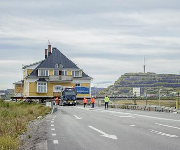 Mostra Kiruna Forever ArkDes Stoccolma