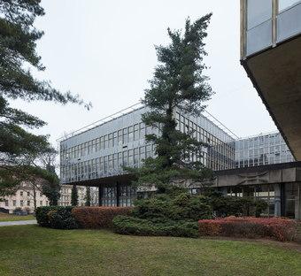 CAMP, Centro per l'Architettura e la Pianificazione Metropolitana a Praga