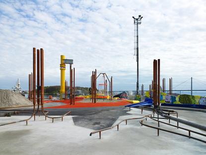 Geoparken a Stavanger, un parco giochi sostenibile e sempre attuale