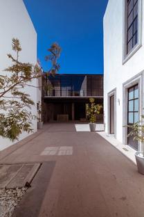 RED Arquitectos firma Traspatio, un progetto di recupero a Puebla
