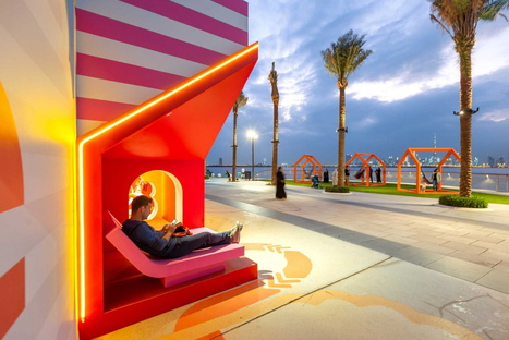 Creek Play di 100architects per il Dubai Creek Harbour